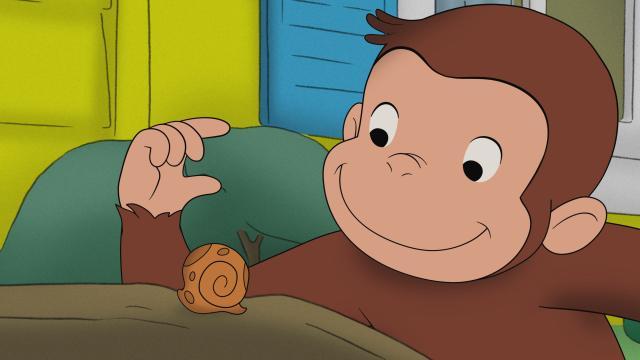 好奇猴喬治 第十二季劇照 9