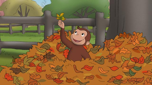 好奇猴喬治 第十二季劇照 5