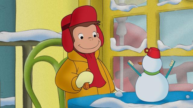 好奇猴喬治 第十二季劇照 6