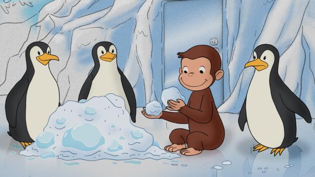 好奇猴喬治 第十二季劇照 7