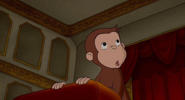 好奇猴喬治 第四季 第5集劇照 1