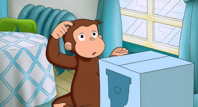 好奇猴喬治 第四季 第7集劇照 1