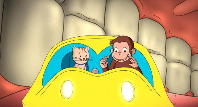 好奇猴喬治 第四季9 線上看
