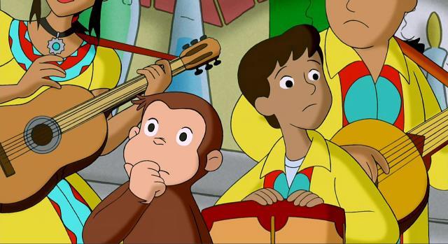好奇猴喬治 第五季1 線上看