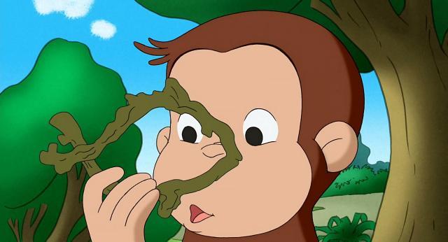 好奇猴喬治 第五季 第4集劇照 1