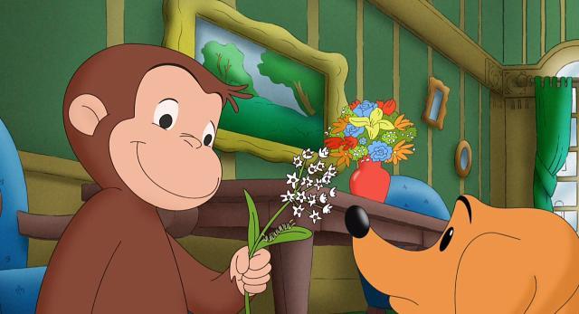 好奇猴喬治 第七季3 線上看