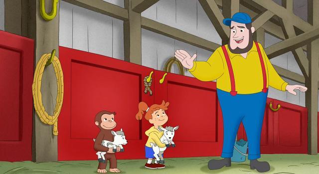 好奇猴喬治 第七季6 線上看