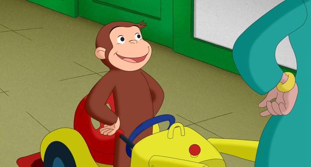 好奇猴喬治 第八季1 線上看