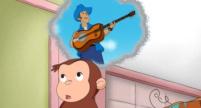 好奇猴喬治 第八季 第2集劇照 1