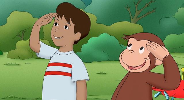好奇猴喬治 第八季3 線上看
