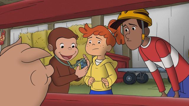 好奇猴喬治 第十二季3 線上看