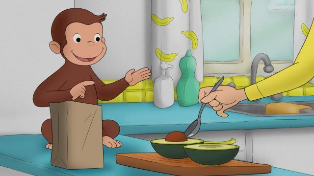 好奇猴喬治 第十二季4 線上看