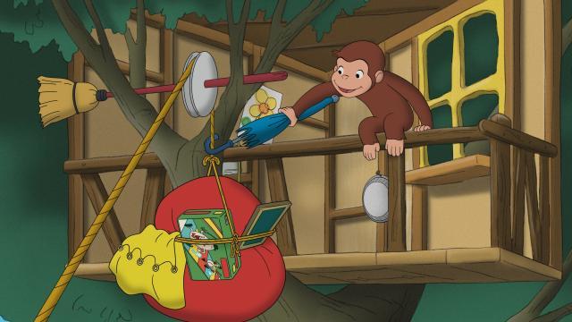 好奇猴喬治 第十二季13 線上看