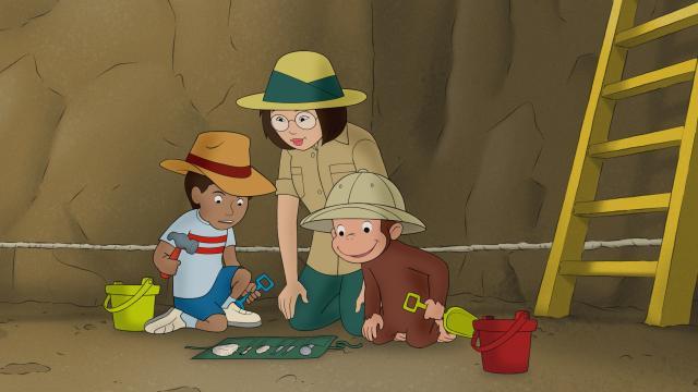 好奇猴喬治 第十二季15 線上看