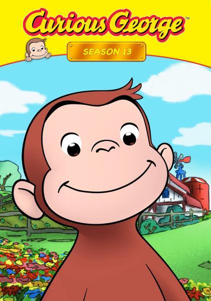 好奇猴喬治 第十三季線上看