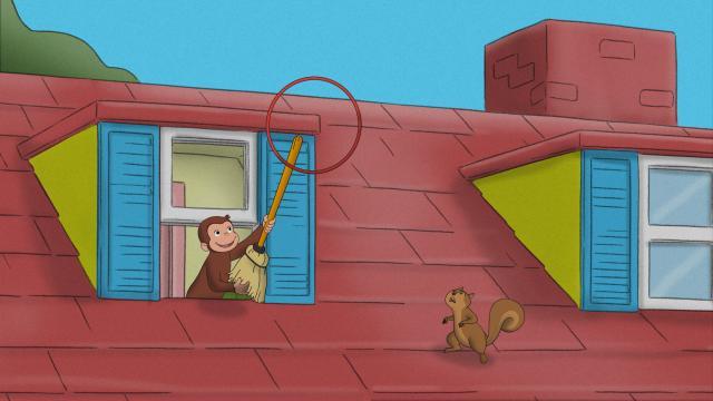好奇猴喬治 第十三季劇照 8