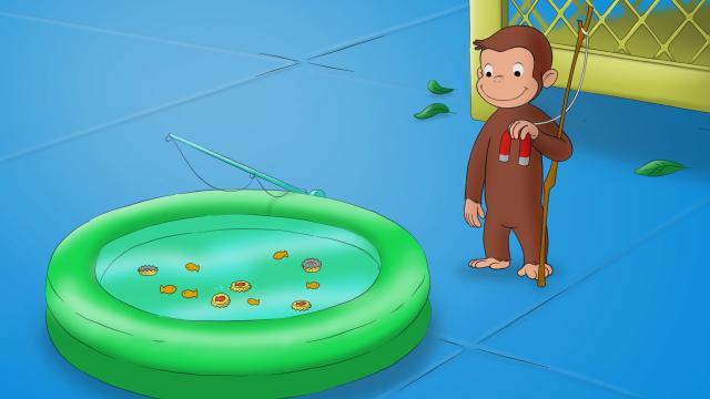 好奇猴喬治 第十三季劇照 3
