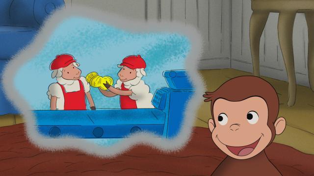 好奇猴喬治 第十三季劇照 1