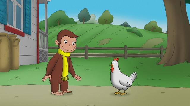 好奇猴喬治 第十三季劇照 9