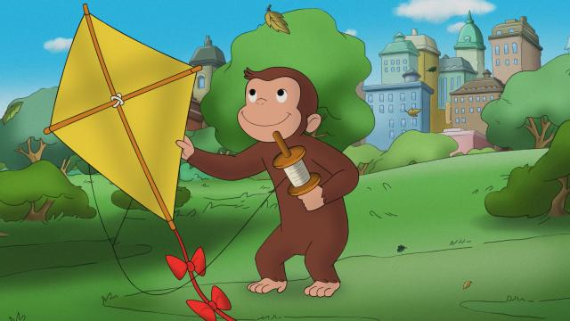 好奇猴喬治 第十三季劇照 6