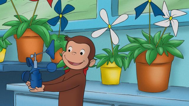 好奇猴喬治 第十三季劇照 7