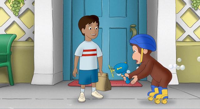 好奇猴喬治 第十三季1 線上看