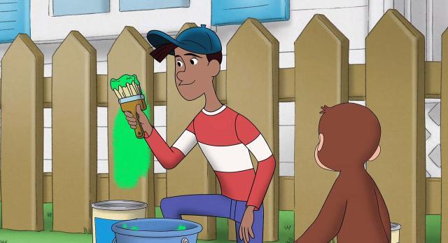 好奇猴喬治 第十三季4 線上看