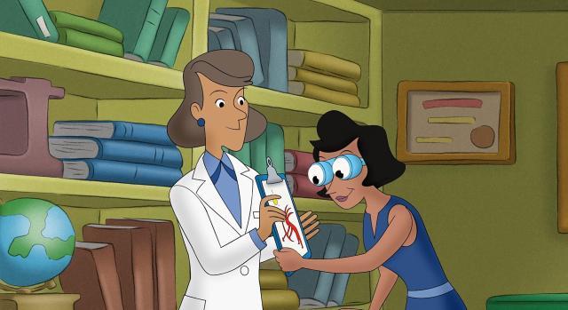 好奇猴喬治 第十三季5 線上看