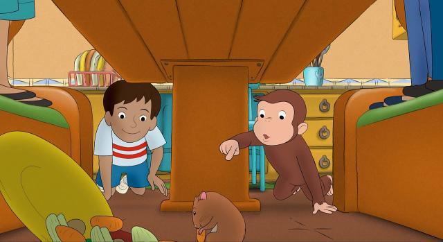 好奇猴喬治 第十三季6 線上看