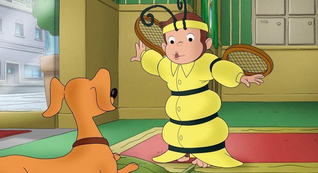 好奇猴喬治 第十三季7 線上看