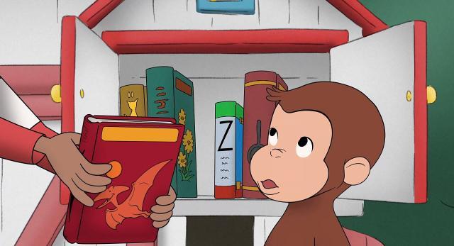 好奇猴喬治 第十三季8 線上看