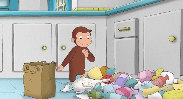 好奇猴喬治 第十三季9 線上看