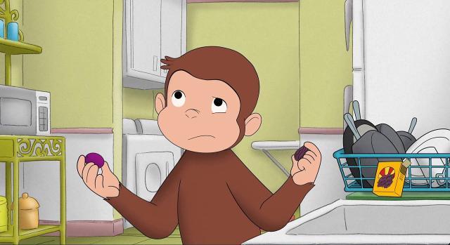 好奇猴喬治 第十三季12 線上看