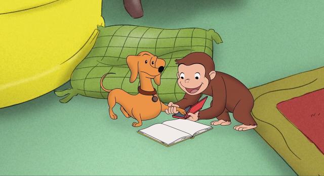 好奇猴喬治 第十三季13 線上看