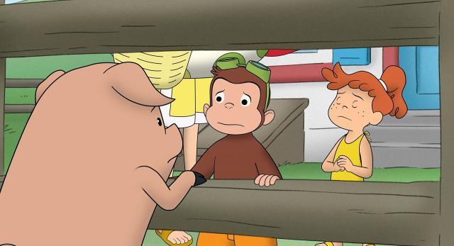 好奇猴喬治 第十三季15 線上看