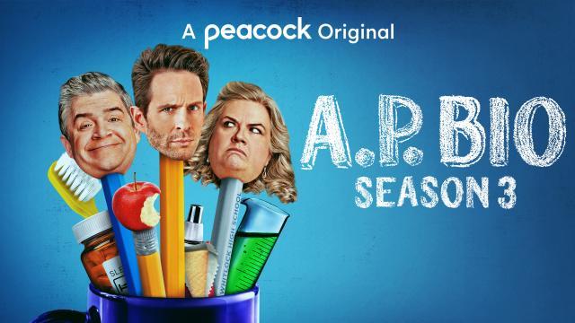 這不是生物課 第三季 全集劇照 1
