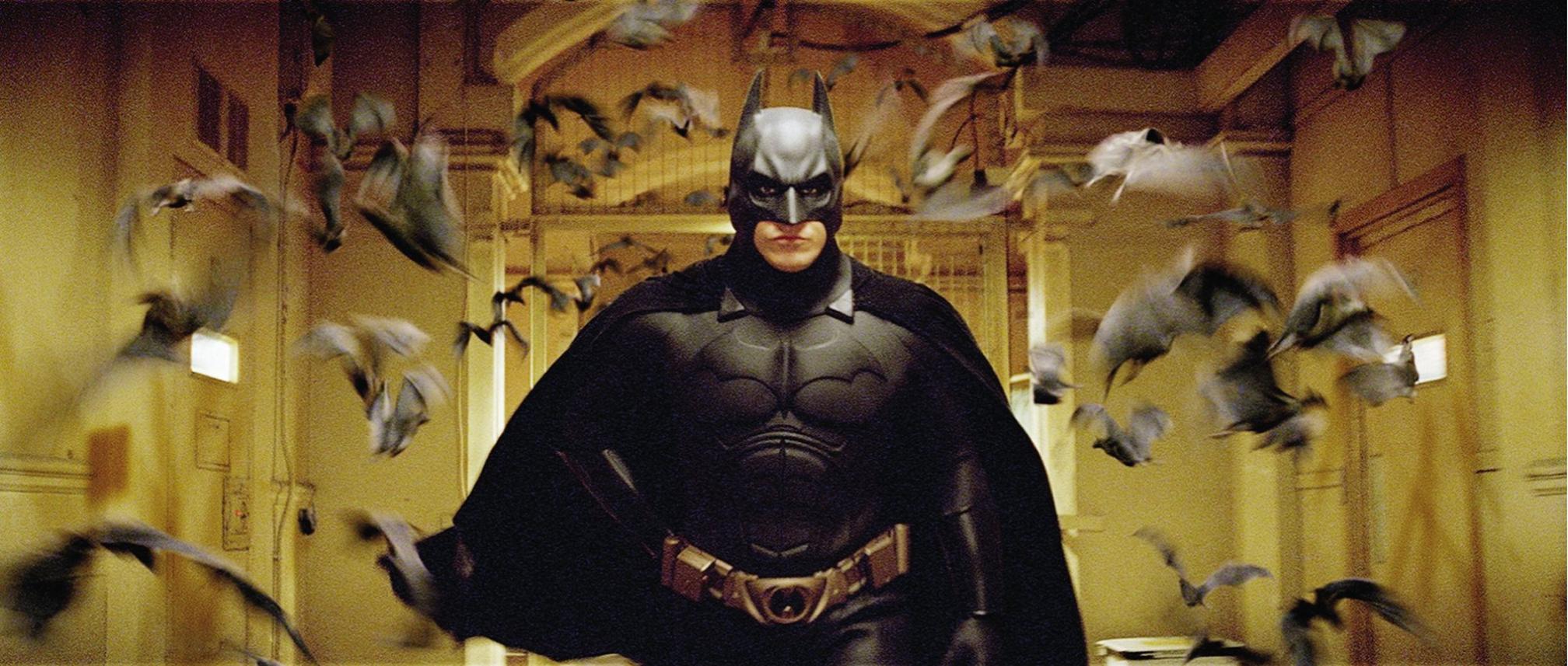 蝙蝠俠:開戰時刻劇照 1