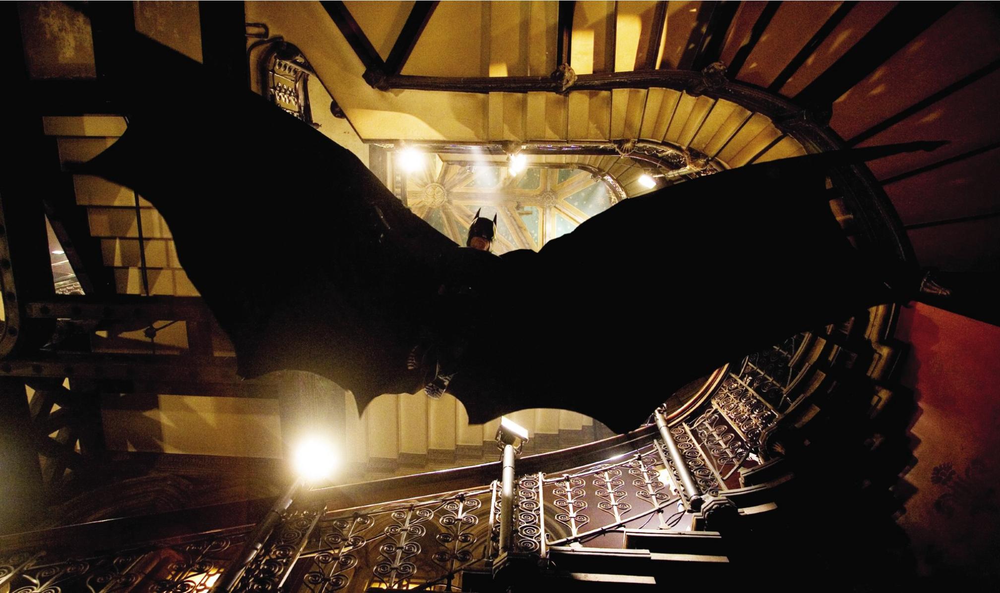 蝙蝠俠:開戰時刻劇照 3