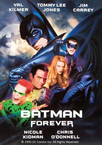 蝙蝠俠3線上看