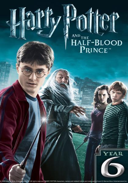 哈利波特:混血王子的背叛線上看