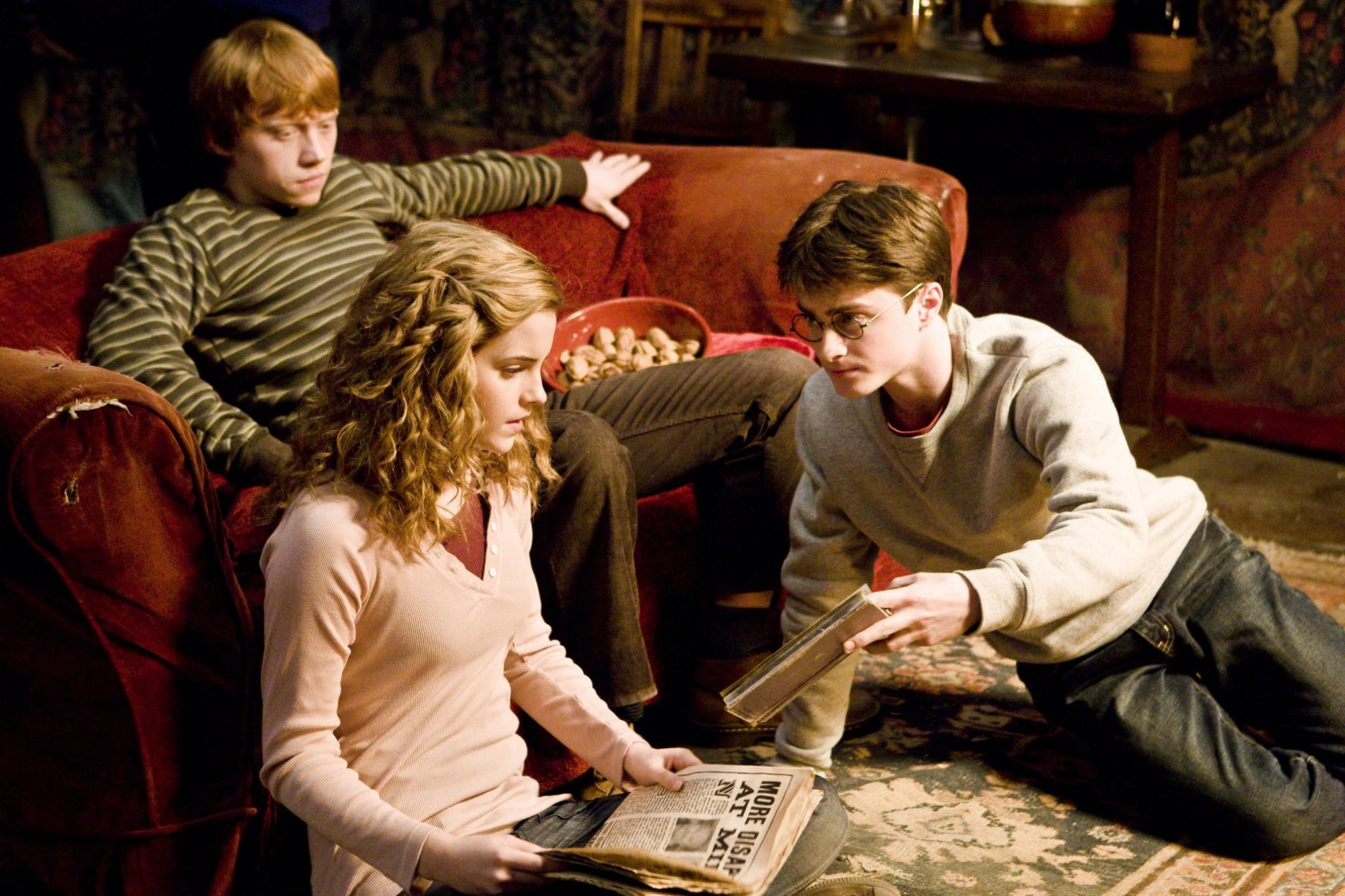 哈利波特:混血王子的背叛劇照 1