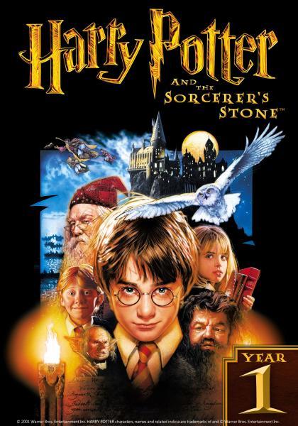 哈利波特:神祕的魔法石線上看