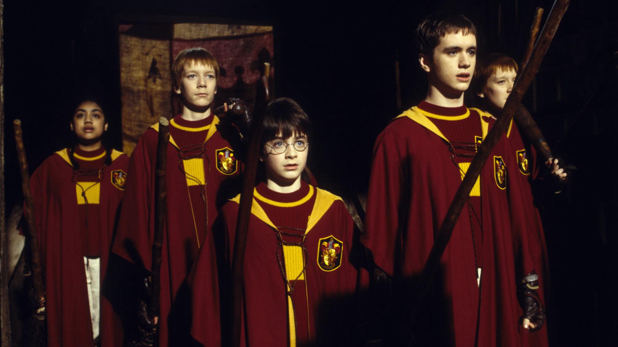 哈利波特:神祕的魔法石劇照 1