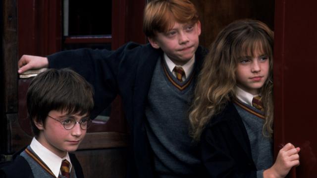 哈利波特:神祕的魔法石劇照 2