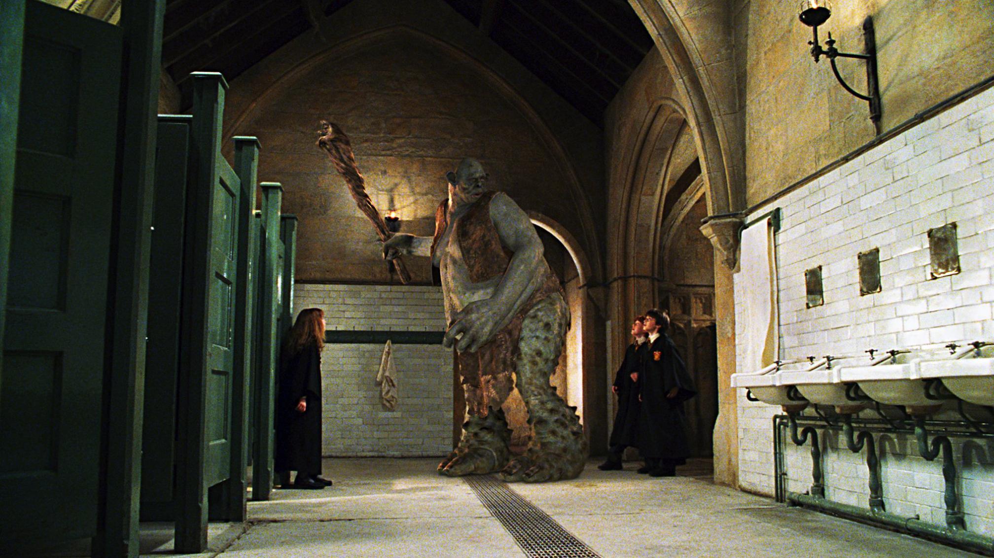哈利波特:神祕的魔法石劇照 3
