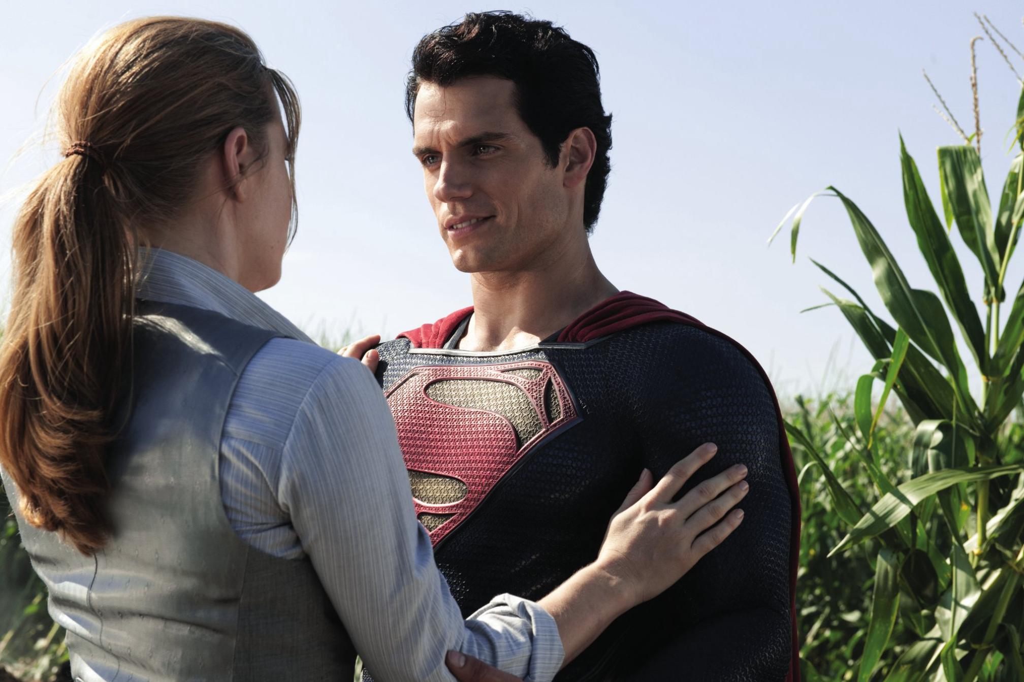 超人:鋼鐵英雄劇照 3