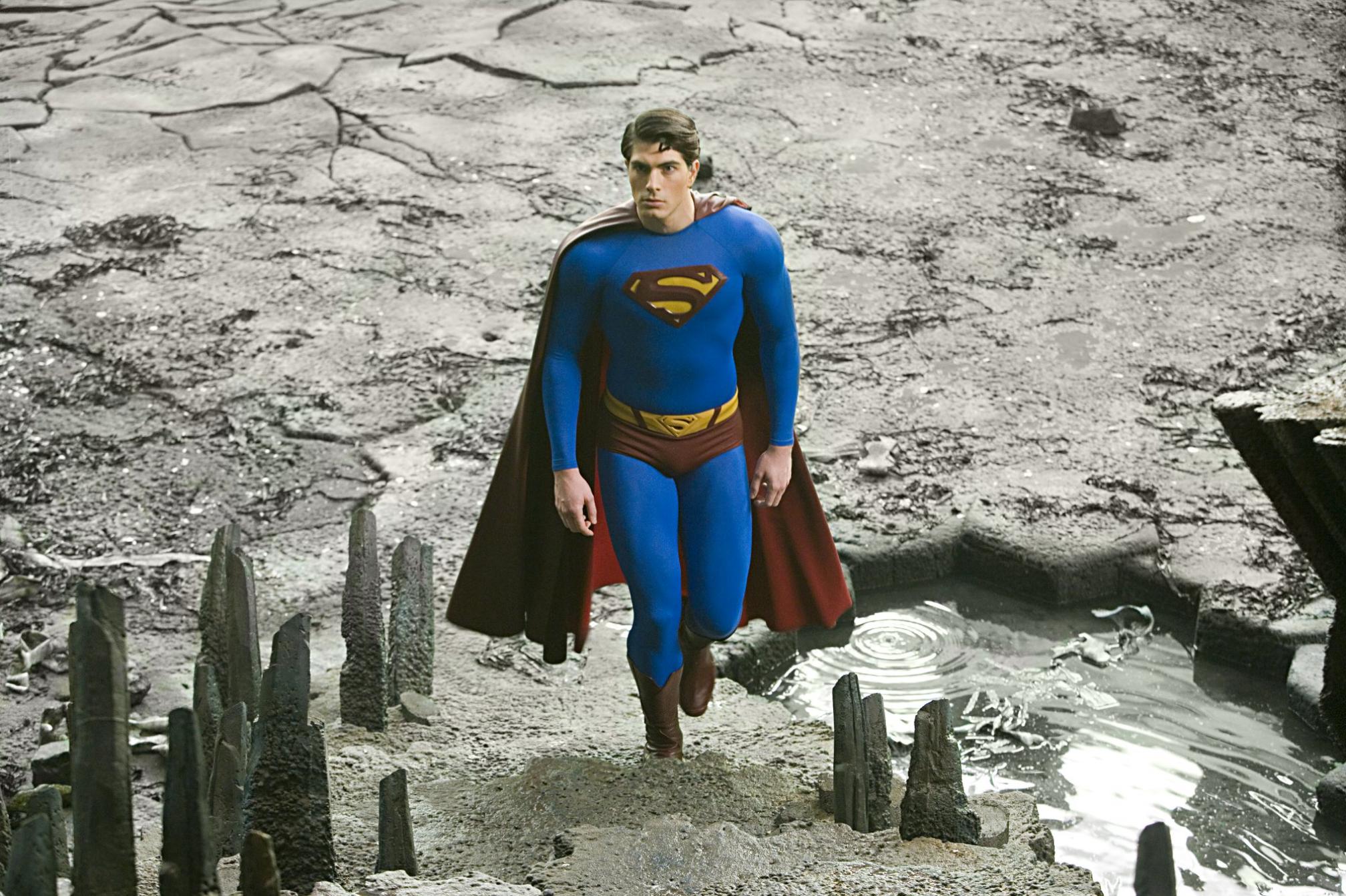 超人再起劇照 3