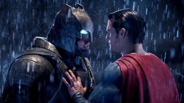 蝙蝠俠對超人:正義曙光預告片 01