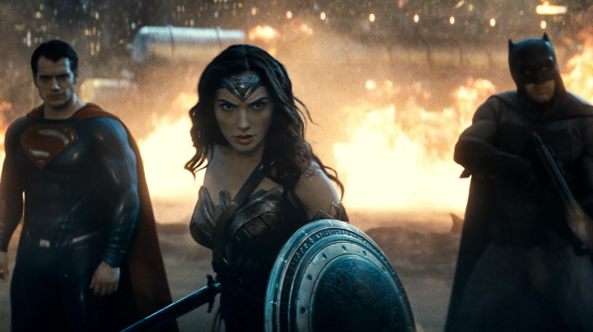 蝙蝠俠對超人:正義曙光劇照 3