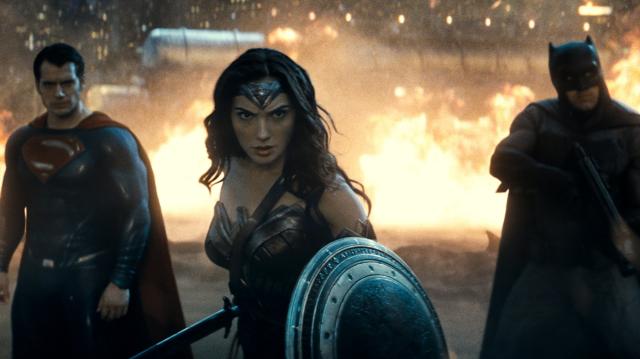 蝙蝠俠對超人:正義曙光  終極加長版劇照 1
